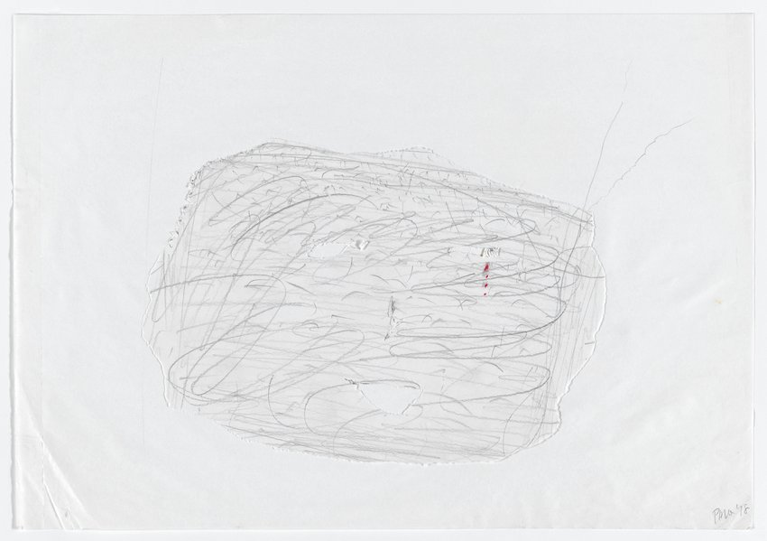 image of Untitled (TV Face)