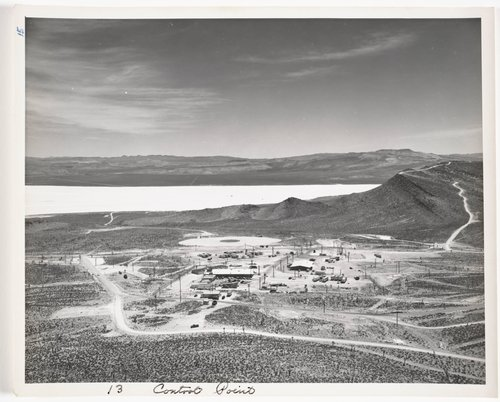 Atomic Tests in Nevada [Control point]