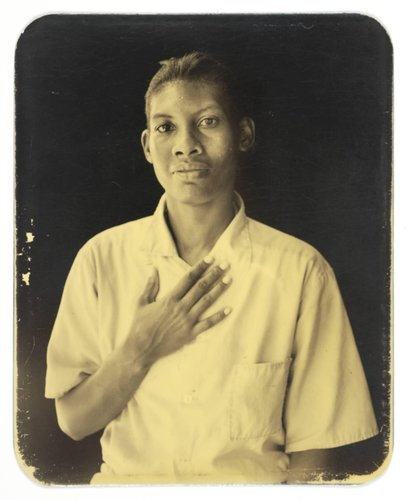 L.C.I.W. 97, from the series One Big Self: Prisoners of Louisiana