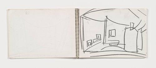 Corbusier, Notre Dame du Haut; Ronchamp, France