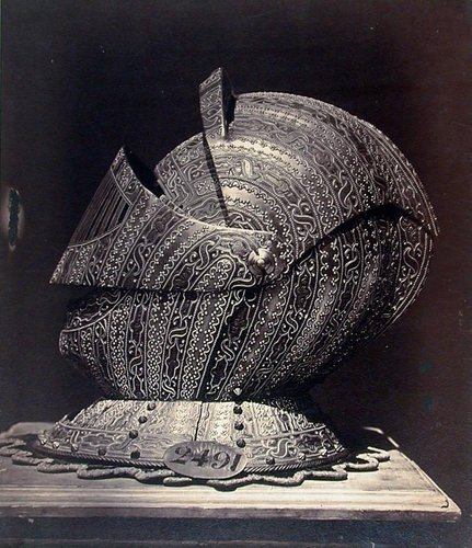 Helmet, Spanish, 16th Century