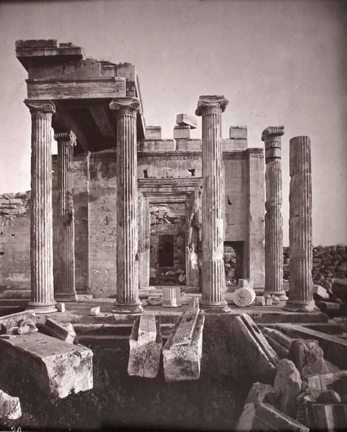 image of 'North Porch, Erechtheion, Acropolis, Athens'