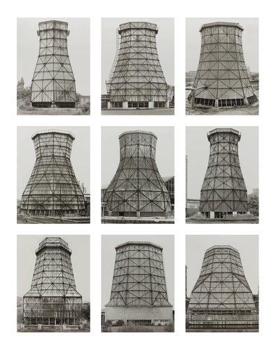 Kühltürme, Deutschland (Cooling Towers, Germany)