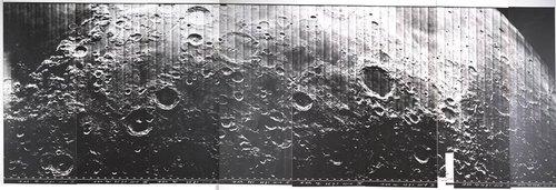 Lunar Orbiter Panorama