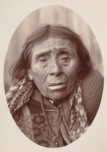 Just One Girl, Makah Indian Woman