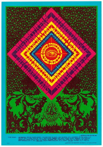Big Brother and the Holding Company, Blue Cheer, The Charlatans; Avalon Ballroom, March 31-April 1, 1967