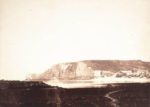 Vue d'Etretat (Seine Inférieure) (View of the Etretat [Lower Seine])
