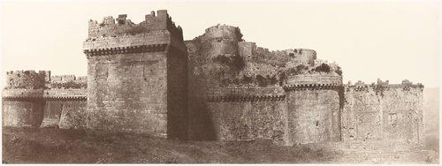Kalaat el Hosn, première enceinte midi (Krak of the Knights, First Enclosure, South)