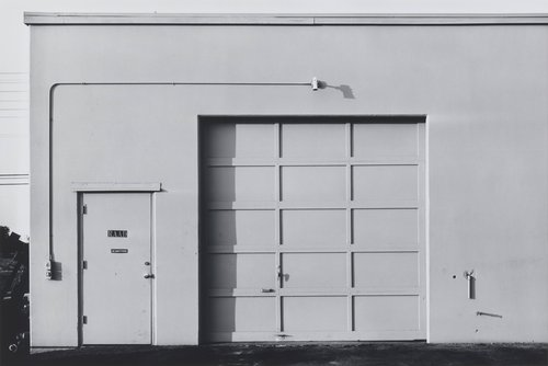 West Wall, Raad, 201 Paularino, Costa Mesa, from the portfolio The New Industrial Parks near Irvine, California
