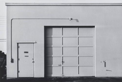 West Wall, Raad, 201 Paularino, Costa Mesa, from the portfolio The New Industrial Parks near Irvine, California