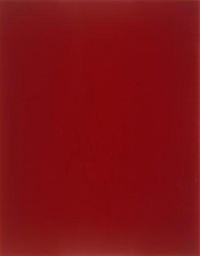 Spiegel, blutrot (Mirror, Blood Red)