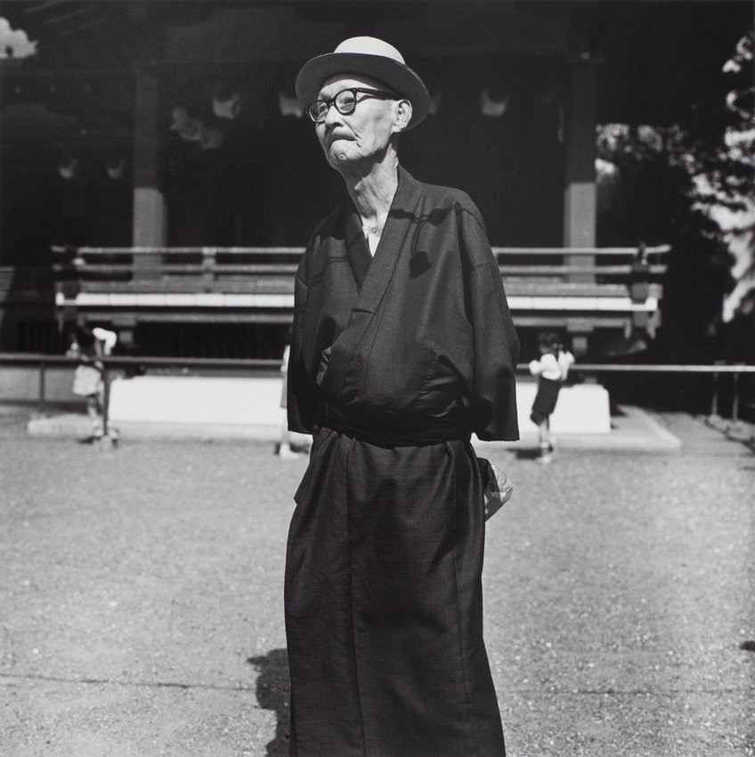 image of 'Sanja Matsuri, Asakusa, Tokyo, from the series Fushi Kaden'