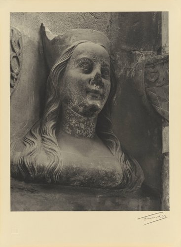 Anna Falcká (†1353) druhá choť Karla IV. (Anna of Bavaria, died 1353, second wife of Charles IV, from the portfolio Karolinský Cyklus)