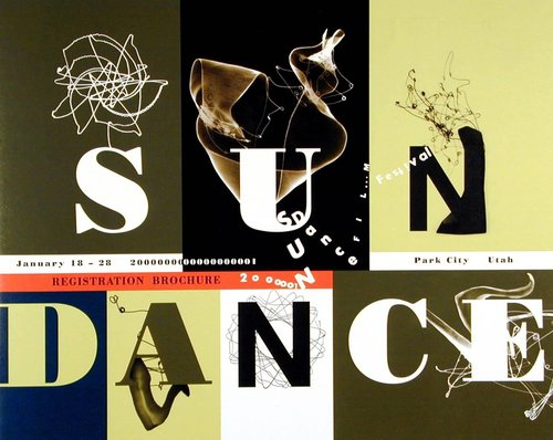 2001 Sundance Film Festival Registration Brochure