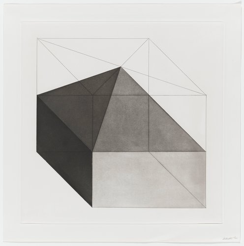 Forms Derived from a Cube, Plate #21