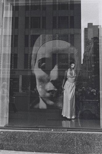 Bergdorf Window, NYC, from the portfolio Meta Photographs