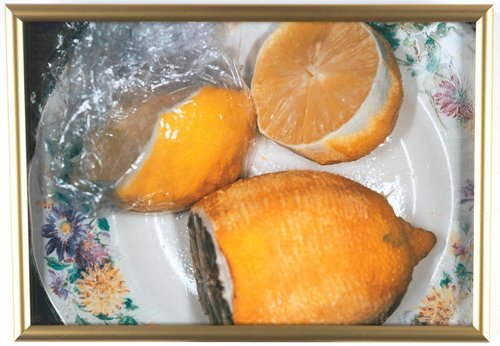 Untitled [lemons], from the series British Food