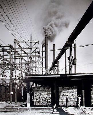 image of 'Untitled (Power), from the Red River series'