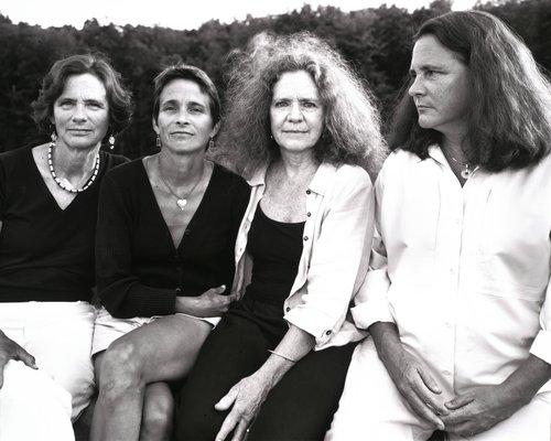 The Brown Sisters, Wellesley College