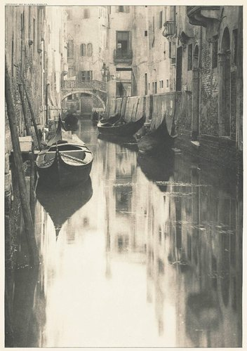 A Venetian Canal, from the portfolio Picturesque Bits of New York and Other Studies