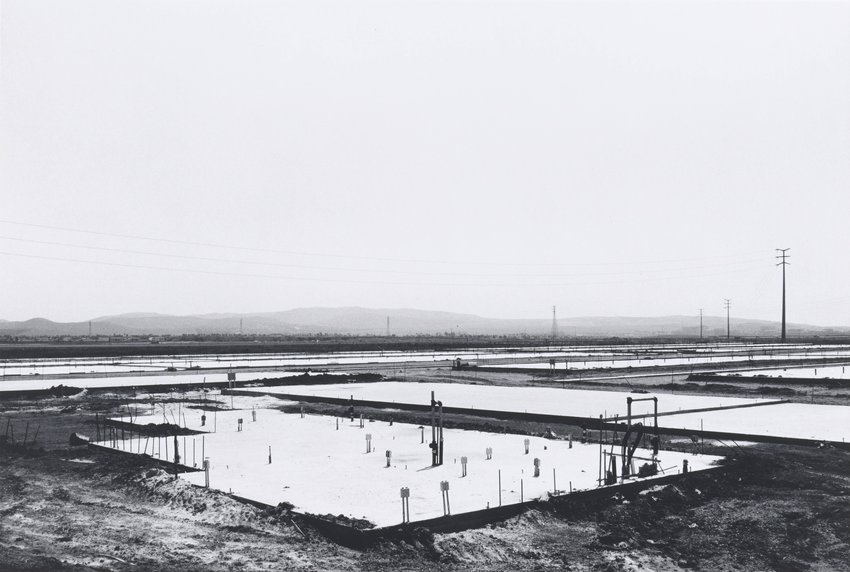 image of 'Foundation Construction, Many Warehouses, 2892 Kelvin, Irvine, from the portfolio The New Industrial Parks near Irvine, California'