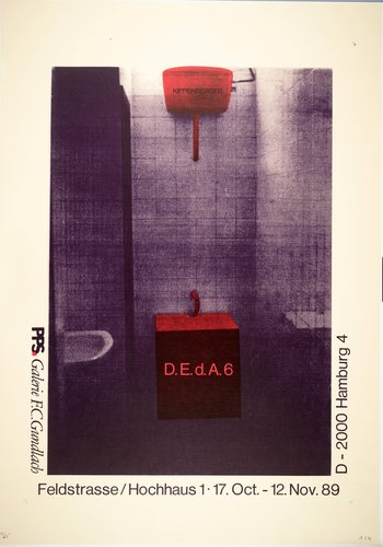 D.E.d.A.6, from the portfolio Mut zum Druck (Courage to Print)