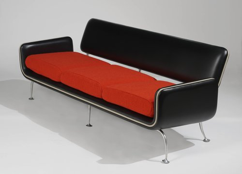 Three-Passenger Sofa