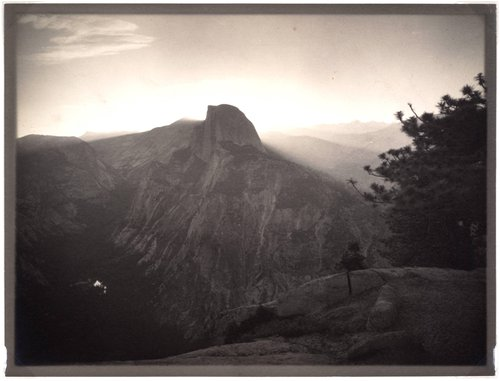 Untitled [Half Dome, Yosemite]
