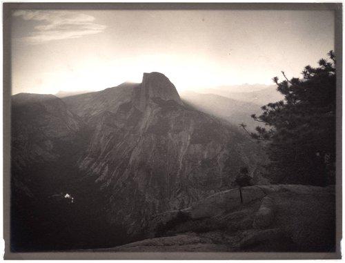 Untitled [Half Dome, Yosemite]