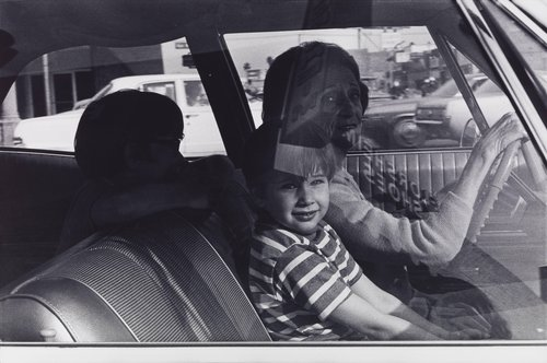 Untitled, from the portfolio People in Cars