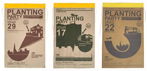 VG2007+ Planting Party Posters