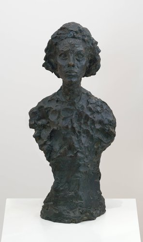 Bust of Annette