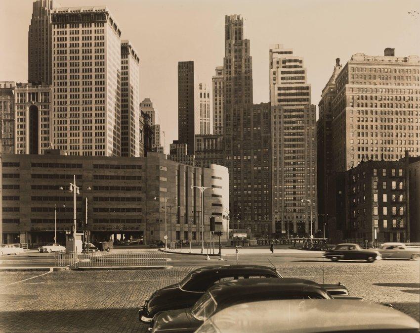 image of 'From West Street Corner, Manhattan'