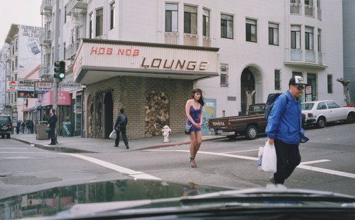 San Francisco, California, Leavenworth Street, from the portfolio Analog Days