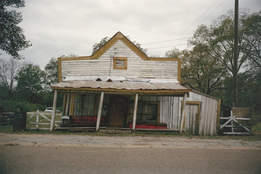image of 'T.B. Hick's Store, Newbern, Alabama'