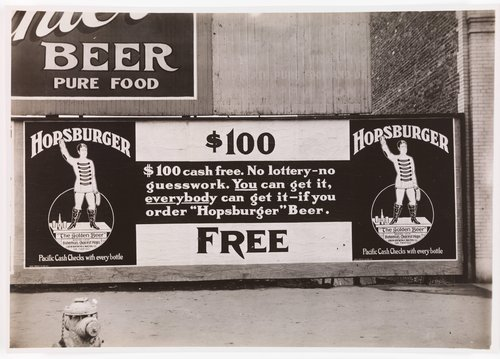 Hopsburger Billboard