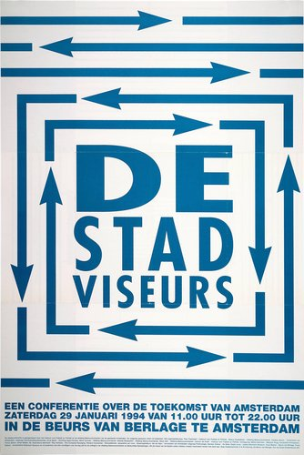 De Stad Viseurs (The City Viewfinders) poster