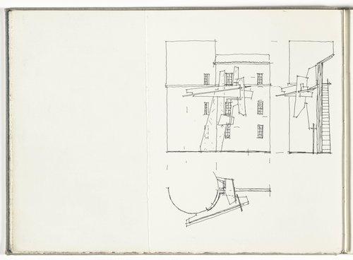 Sketchbook (30 July 1995, NYC - 23 May 1998, NYC)