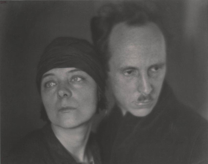 image of 'Edward Weston and Margrethe Mather 3'