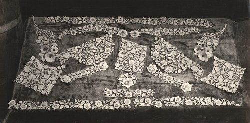 "Untitled [""Leather work for trimming of 'Charro' suits""]"