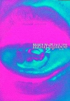Image for artwork Emigre magazine, no. 36 (Mouthpiece 2)