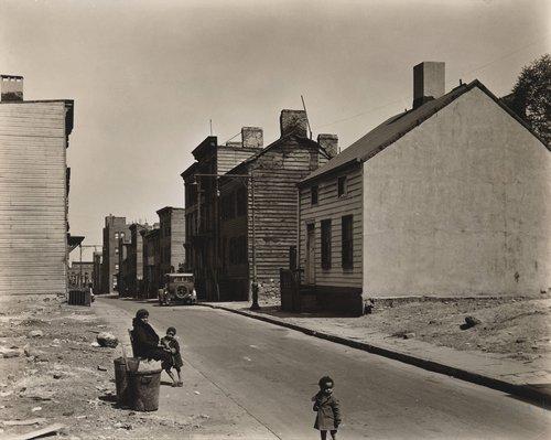 Talman Street between Jay and Bridge Streets