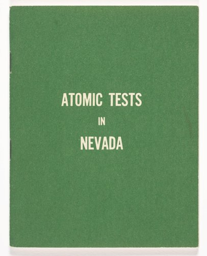 Atomic Tests in Nevada