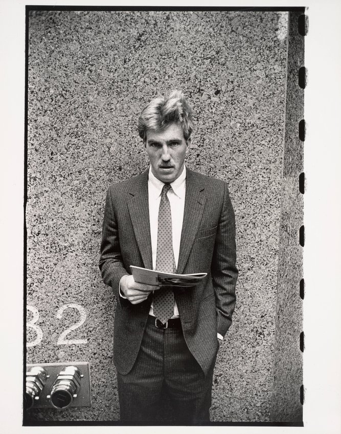 image of 'Untitled [Man in suit]'