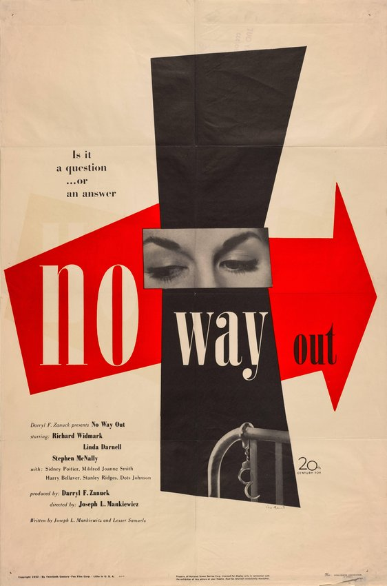 image of 'No Way Out advertisement'