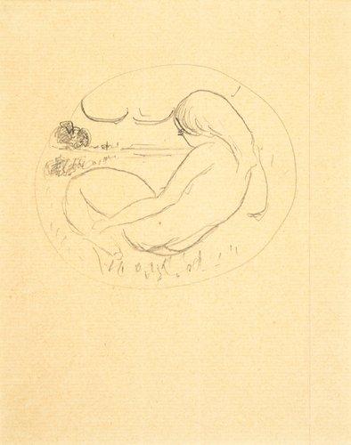 Sketch for Ceramic Design