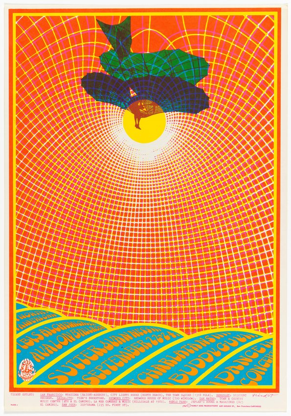 image of 'Charlatans; Buddy Guy, Avalon Ballroom, September 22-24, 1967'