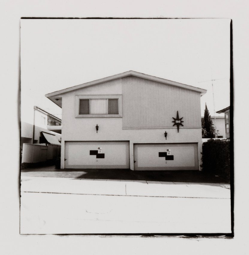 image of 'Peaked Roof #1, from the series Dingbat'