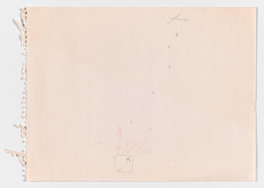 image of Untitled (Aircraft Dropping Bombs)