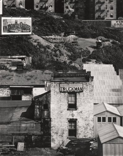 Truckman's House, New York, from Paul Strand: Portfolio Three